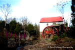 Old Mill of Guilford, NC as shot